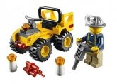 LEGO 30152 Mijnbouw Quad (Polybag)