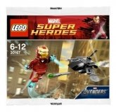 LEGO 30167 Iron Man vs. Fighting Drone  (Polybag)
