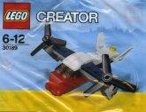 LEGO 30189 Vliegtuig (Polybag)