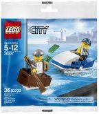 LEGO 30227 Politie Waterscooter (Polybag)