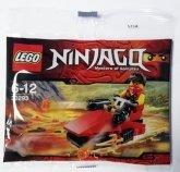 LEGO 30293 Kai Drifter (Polybag)