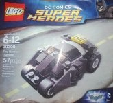 LEGO 30300 The Batman Tumbler (Polybag)