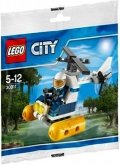 LEGO 30311 Moeras Politie Helicopter (Polybag)