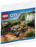 LEGO 30355 Jungle ATV (Polybag)