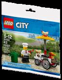 LEGO 30356 Hotdogkraam (Polybag)
