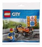 LEGO 30357 Wegenbouwer (Polybag) GRATIS