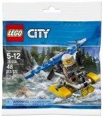 LEGO 30359 Politie Watervliegtuig (Polybag)