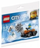 LEGO 30360 Arctic Ice Saw (Polybag)