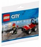 LEGO 30361 Brandweer Quad GRATIS
