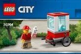 LEGO 30364 Popcorn Cart (Polybag)
