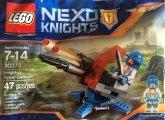 LEGO 30373 Knighton Hyper Cannon (Polybag)
