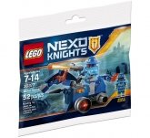 LEGO 30377 Motorpaard (Polybag)