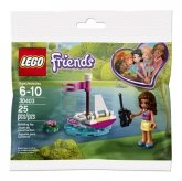 LEGO 30403 Olivia's Remote Control Boat (Polybag)