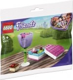LEGO 30411 Candybox and Flower (polybag)