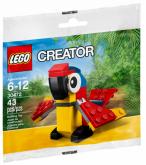 LEGO 30472 Papagaai (Polybag)