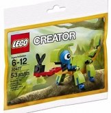 LEGO 30477 Kameleon (Polybag) GRATIS