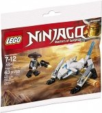 LEGO 30547 Dragon Hunter (Polybag)