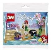 LEGO 30552 Ariel's Onderwater Symfonie (Polybag)