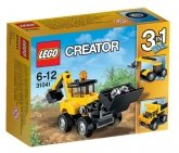 LEGO 31041 Bouwvoertuigen