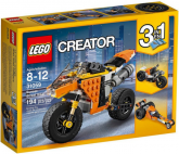 LEGO 31059 Sunset Street Bike