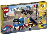 LEGO 31085 Mobiele Stuntshow
