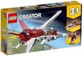 LEGO 31086 Futristisch Vliegtuig