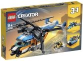 LEGO 31096 Twin-Rotor Helicopter
