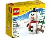 LEGO 40093 Sneeuwpop