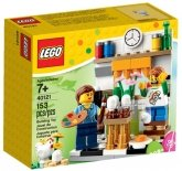 LEGO 40121 Paaseieren Schilderen