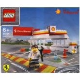 LEGO 40195 Shell Station (Polybag)