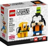 LEGO 40378 Goofy en Pluto