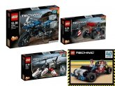 LEGO 40 Jaar Technic 3-PACK