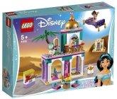 LEGO 41161 Aladdins and Jasmine's Palace Adventures