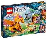 LEGO 41175 De Lavagrot van de Vuurdraak