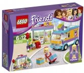 LEGO 41310 Heartlake Pakjesdienst