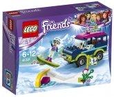 LEGO 41321 Wintersport Terreinwagen