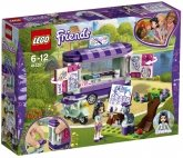 LEGO 41332 Emma's Art Stand
