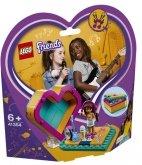 LEGO 41354 Andrea's Hartvormige Doos