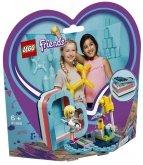 LEGO 41386 Stephanie's Hartvormige Zomerdoos