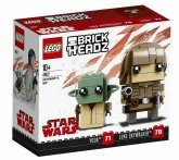 LEGO 41627 Luke Skywalker & Yoda