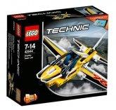 LEGO 42044 Display Team Straaljager BESCHADIGD