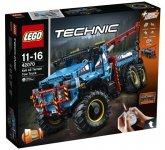 LEGO 42070 6x6 All Terrain Sleepwagen