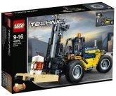 LEGO 42079 Robuuste Vorkheftruck