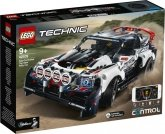 LEGO 42109 App Gestuurde Top Gear Rally Auto