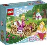 LEGO 43173 Aurora's Koninklijke Koets