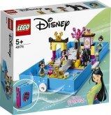 LEGO 43174 Mulans Verhalenboekavonturen