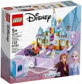LEGO 43175 Anna and Elsa's Storybook Adventures