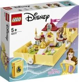 LEGO 43177 Belle's Storybook Adventure