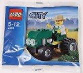 LEGO 4899 Tractor (Polybag)