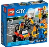 LEGO 60088 City Brandweer Start Set